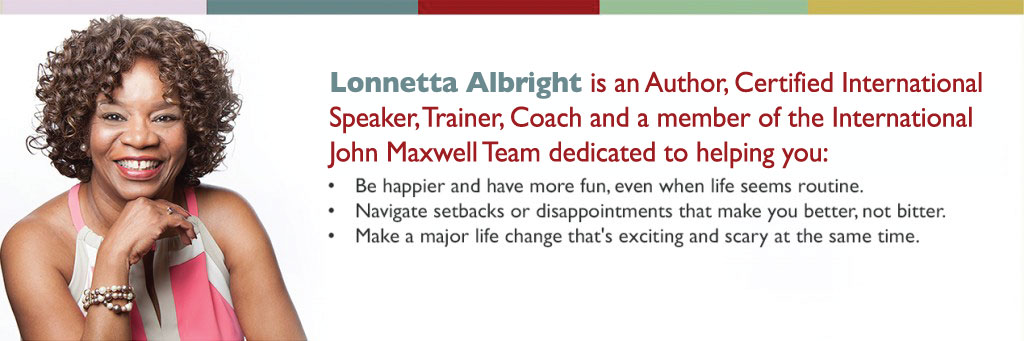 This is Lonnetta Albright!